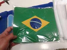 tappetino 20x25 cm mouse pc bandiera brasile brazil brasil ,flag mouse pad pc
