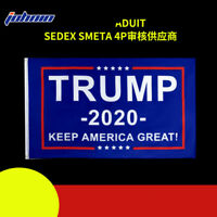 Trump 2020 President Donald trump Make America Great 3x5 Ft Flag