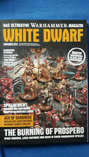Warhammer White Dwarf November 2016