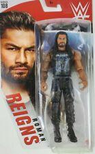 Wwe Roman Reigns Series 108 Basic Figure Mattel