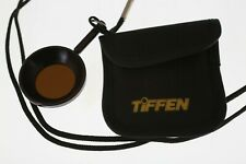 TIFFEN B & W VIEWING FILTER. U.S.A. with Tiffen pouch case.