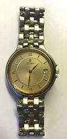 Men's Titan Watch All Stainless Steel WR30M Sapphire Crystal
