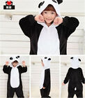 Hot Animal Costume Children Kid Unisex Pajamas Kigurumi Onesi Sleepwear Outfit