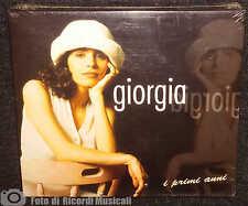 GIORGIA - I PRIMI ANNI (Box 2 CD) SIGILLATO RARO!!