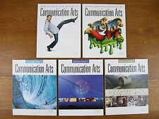 5 Communication Arts CA magazine 2007 CLEAN # 350 351 354 355 357 Graphic Design