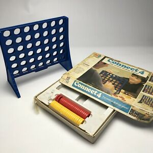 Connect 4 MB Games Original 1976 Vintage Classic Retro Family Kids Board Game