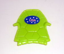 TMNT SUPER-SWIMMIN' RAPH KICKBOARD Playmates Accessory Part 1992