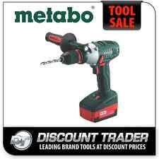 Metabo SB18LTX Impulse 18v Cordless Hammer Drill 3 Year Warranty