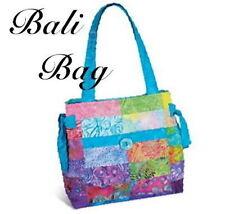 BALI BAG -  PURSE / TOTE BAG KIT ~ Moda Fabric Batiks