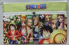 #PEN019 - One Piece - Federtasche Stiftetasche Federmappe Pencilbag - Crew