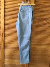 Closed Pedal Pusher Damenhose, Größe 36, hellblau, neu und ungetragen