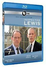 Masterpiece Mystery: Inspector Lewis 7 (2014, REGION A Blu-ray New)