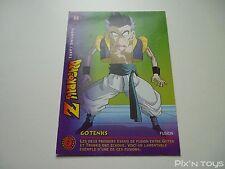Carte originale Dragon Ball Z Fighting Cards N°65 / Panini 1999 BIRD STUDIO