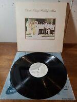 CHEECH & CHONG'S WEDDING ALBUM (VINYL LP RECORD, COMEDY, 1974, A&M) VG, Ex+