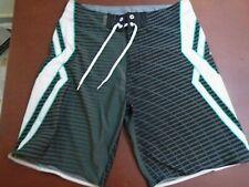 Mens JACKS SURFBOARDS  Board Shorts Swim Trunks Size 34    #0087