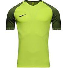 Huelga de entrenamiento para hombre Nike aeroswift Ss Top 'Volt Negro' (M) 725868 702