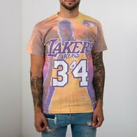 Mitchell & Ness NBA Los Angeles Lakers Shaquille O'Neal BMTRKT18007-LALPURPSON