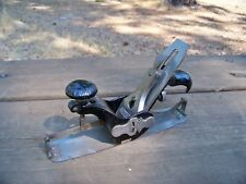 Vintage Type 4a No 113 Circular Stanley Woodworking Plane