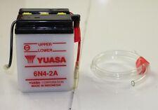 6N4-2A Yuasa Battery