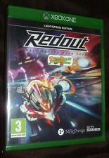 Redout Lightspeed Edition XBOX ONE XB1 NEW SEALED FREE UK Delivery