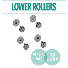 DISHLEX ELECTROLUX BASKET ROLLERS (LOWER) PACK OF 8 PART #50286965004