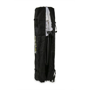 BULHAWK 3x3m (or 2.5x2.5m) HIGH GRADE POP UP GAZEBO WHEELED HOLDALL STORAGE BAG