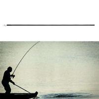 3intervalos Caña de Pescar Puntas Repuesto Caña Carbono Maciza Hueca Accesorios