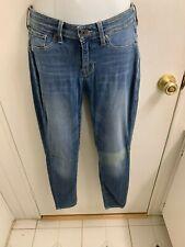 Brooke Leggin Jean Stretch Blue Jeans Med Regular