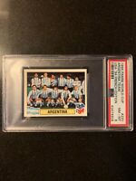 1994 Panini Argentina USA 94 Argentina (Diego Maradona) None Graded Higher Pop 1