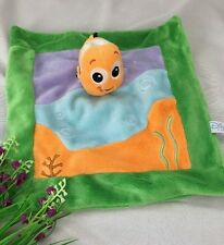 Disney Baby Unisex Toddler Comforter Blanket Blankie Finding Nemo Soft Toy Plush
