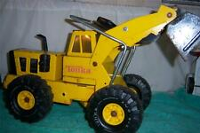 """Tonka Mighty Loader 1978 # 3920 Original Fully Working Toy Press Steel 20 """" Long"""