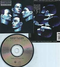 KRAFTWERK-ELECTRIC CAFE-1986-JAPAN-WARNER/SANYO RECORDS 9 25525-2  A6A04C-CD-M-