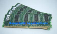 1GB (4x256MB) DDR PC1600R CL2 DDR 200Mhz ECC Reg Server Memory RAM , Dell, HP...