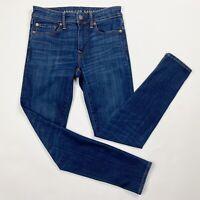 AMERICAN EAGLE Next Level Flex Super Skinny Jeans - Men's Size 28 x 30
