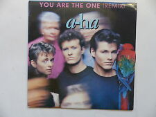 45 Tours A-HA You are the one , out of blue comes green 927636