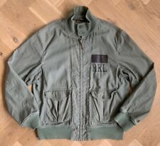 RRL Double rl army military 40s bomber jacket rare orslow cabourn apc norse L