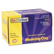 Chenille Kraft Modeling Clay Non-Toxic 5 Lb. Assorted 4099