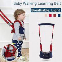 Infant Baby Walk Belt Toddler Safety Harness Strap Learning Walking Wrist