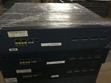 Cisco SCE2020-4XGBE-SM Service Control Engine DUAL AC Power 90 DAYS warranty