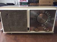 Zenith Model M723 AM/FM Seven Tube Radio