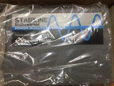 """NEW"" STABILINE PQI-312OH TRANSIENT VOLTAGE SUPPRESSOR / RFI FILTER"