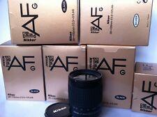 Nikon AF-G 28-100mm lens with Warranty D7000 D7100 D80 D100 Full Frame/DX format