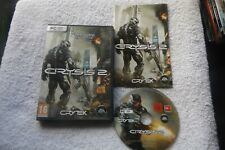 CRYSIS 2 PC DVD-ROM FPS SHOOTER V.G.C. FAST POST COMPLETE