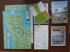 AVALON HILL BREAKOUT NORMANDY WWII INVASION GAME COMPLETE UNPUNCHED