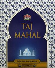 Brooke Bond Taj Mahal 100 Tea Bags Pack Finest Assam Chai Rich & Flavourful