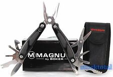 ALICATE TOOL NAVAJA KNIVE MULTIFUNCION MAGNUM MAXIGRIP BY BÖKER CON LUZ LIGHT