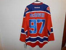 Connor McDavid Edmonton Oilers JSA Certified Auto Jersey XL NHL Autographed COA