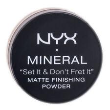NYX Mineral Set It & Don't Fret It Matte Finishing Powder MFP02 Medium/Dark