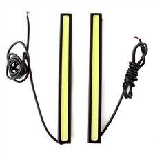 2 x 5W DRL COB LED Ampoule Lumiere Feux Jour Blanc DC 12V Voit WT