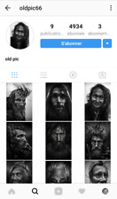 Instagram account 4.3k real & active PHOTOGRAPHY NICH